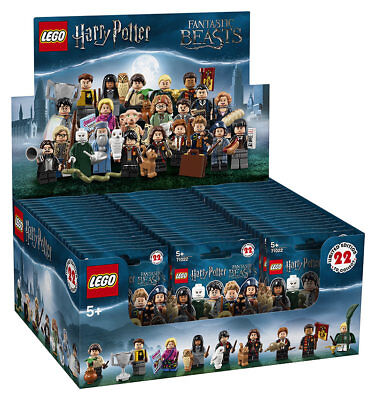LEGO Minifigures Harry Potter - Box of 60 Sealed Packs 71022 - PRE ORDER