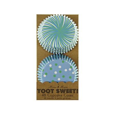 Toot Sweet Cupcake Cases 48 per pack - Pack of 6