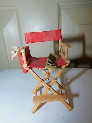 Raine Take A Seat Miniature Dollhouse Director's Chair Willitts
