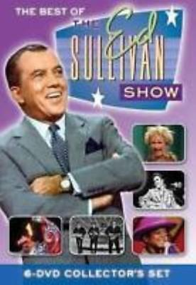The Best Of The Ed Sullivan Show 6-Disc Set DVD VIDEO MOVIE classic television