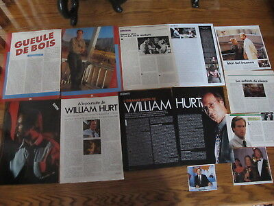 William Hurt French Clippings