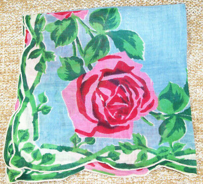 Handkerchief Vintage Antique Women Accessory ADDITIONALS SHIP FREE Lady Kerchif
