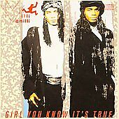 Girl You Know It's True by Milli Vanilli CD 1989,has Baby Don't Forget My Number