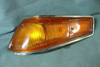 Rover Sd1 Lucas Side Indicator Lamp Left Hand Model L961