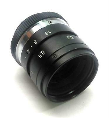 Tamron 23FM25L Machine Vision Camera Lens 25mm Focal Length F1.6-16 C-Mount