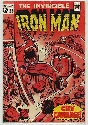 Iron Man 13 Early Issue