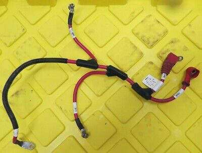 2013 Can Am Spyder Rs Rss Se5 - 710002373 Battery Positive Cable (Ops1028)