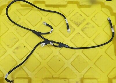 2013 Can Am Spyder Rs Rss Se5 - 710002378 Negative Main Cable (Ops1028)