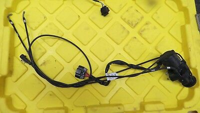 2013 Can Am Spyder Rs Rss Se5 - 219800070,710003334 Ignition Switch (Ops1028)
