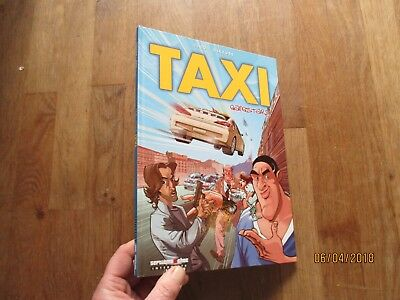 ALBUM BD TIHO DIKEUSS taxi gangsters eo 2008