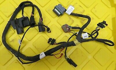 2013 Can Am Spyder Rs Rss Se5 - 710002616 Console Wiring Harness (Ops1028)
