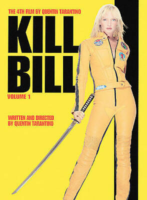 Kill Bill Vol. 1 (DVD, 2004) NEW