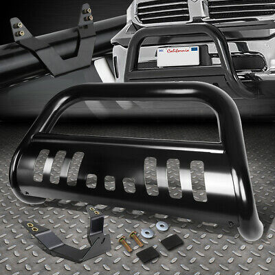 """For 2004-2012 Chevy Colorado/Gmc Canyon 3""""Bull Bar+License Plate Relocator Kit"""
