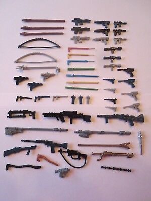 Lot of Star Wars Weapons Bluesnagman Repros 57 Pieces