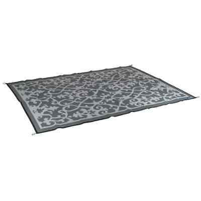 Alfombra Exterior Picnic Camping Chill Mat Lounge 2,7x2m Gris Bo-Leisure 4271024