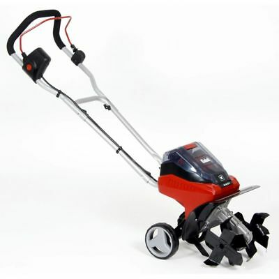 Einhell Motocultivador Inalámbrico GE-CR 30 Li Brushless-Solo Rojo Motocultor