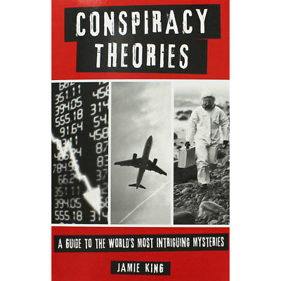 Conspiracy Theories by Jamie King (Paperback), New Arrivals, Brand New