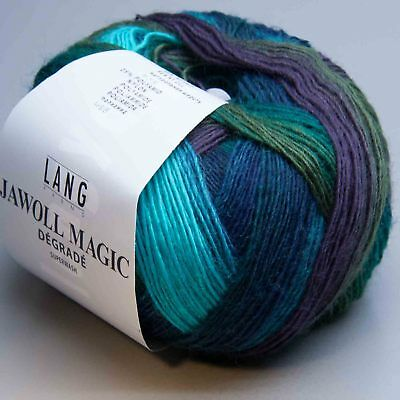Lang Yarns Jawoll Magic Degrade 0079 / 100g Wolle