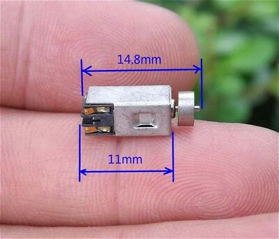 DC 1.5-3.7V MINI Vibrator Vibration Vibrating Phone Mobile Motor 11mm for Phone