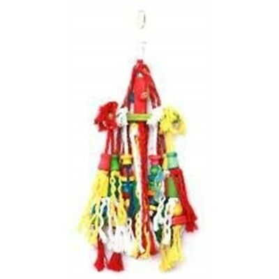 Parrot Toy Rope 'n' Tumble
