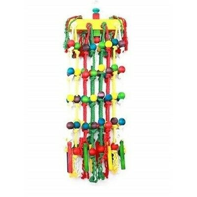 Parrot Toy Waterfall