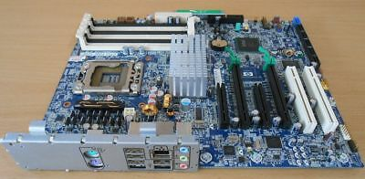 HP Z400 Workstation Mainboard SP 586968-001 AS 586766-002 Tylersburg-C2* m735