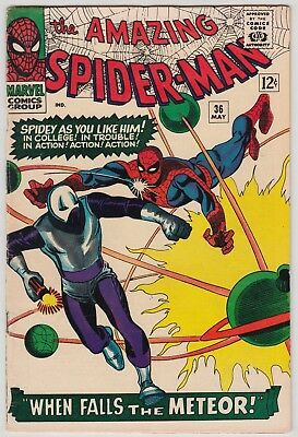 Amazing Spider-Man #36, Marvel 1966, Vg/fn Condition