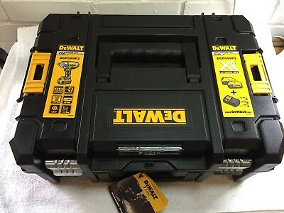 Dewalt T-Stack Box For DCF899 Impact Bargain L@@k!!!