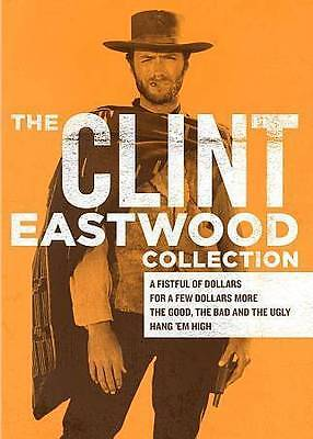 Clint Eastwood Collection, The New DVD! Ships Fast!