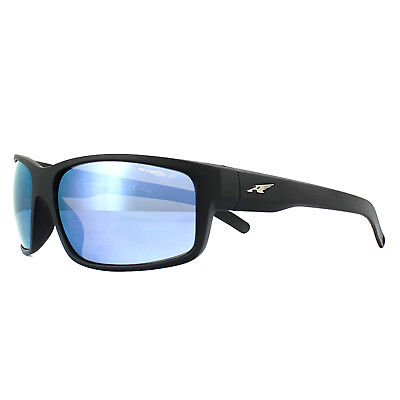 99473cda8f Arnette Sunglasses Fastball 4202 01/22 Matt Black Grey Mirror Blue Polarized