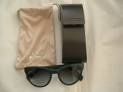 Teal Wcasepouch Authentic Oliver Alivia Eye Sunglasses Peoples Gradient Cat XukiTwOPZl