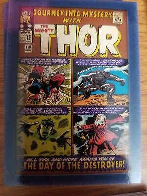 2011 Upper Deck Thor Movie #T3 Comic Covers Journey Into Mystery #119 Card
