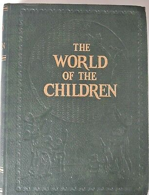 Four Book Set. The World of the Children By Stuart Miall. Published by Caxton.