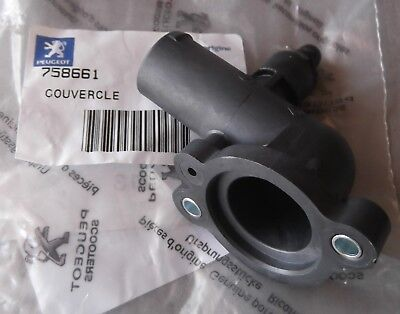Peugeot Geopolis Satelis 250 Coolant Thermostat Housing Shroud PE758661