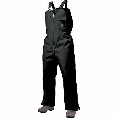 Tough Duck Insulated Overall-L Black #753716BLKL