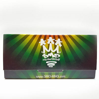 Ziggi Limited Edition SMO-KING URS King Size Slim Hemp Rolling Papers  - Loose