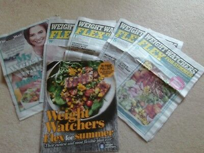 WEIGHT WATCHERS FLEX FOR SUMMER Easy and flexible plan Daily mail