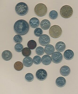 Canada Mixed Lot - Cent - $2.00 - Face $9.48