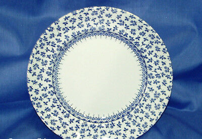 Wood & Sons ~PROVENCE BLUE~SALAD/DESERT PLATE New~Made in England