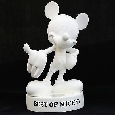 EXCLUSIV - Best of Mickey Maus / Mickey Mouse Figur 23 cm - Kunstharz