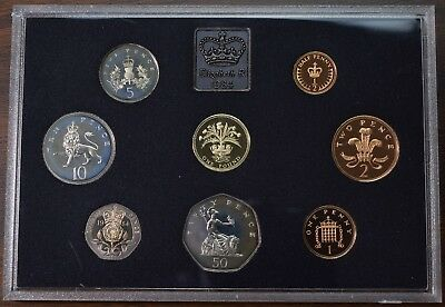 1984 United Kingdom Proof Coin Collection