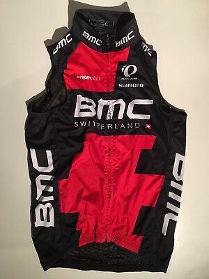 Original BMC Pearl Izumi M Set Windweste Beinlinge Baselayer assos RAR