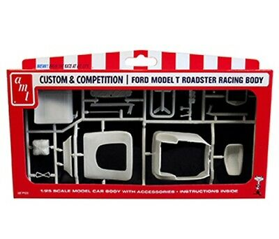 """1/25 FORD RACING """"T"""" BODY 1/25 scale AMT kit#PP009"""