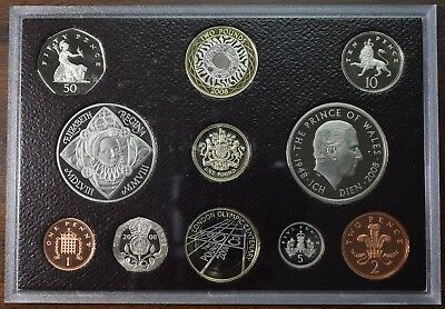 2008 United Kingdom Proof Coin Set