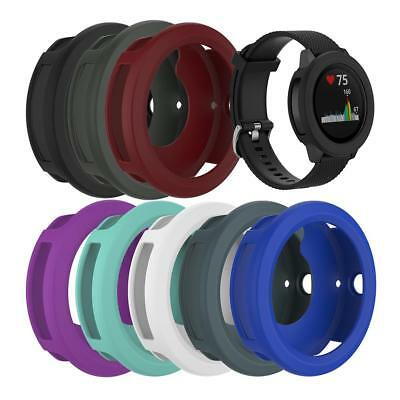 Replacement Colorful Silicone Sleeve Cover Housing Case for Garmin Vivoactive 3