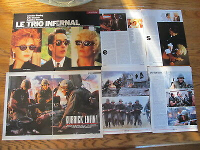 John Cusack French Us Clippings.