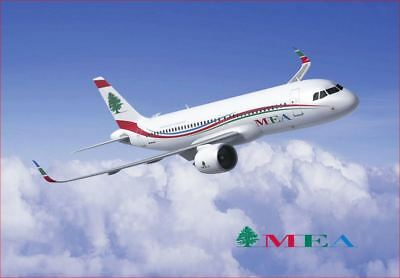 Middle East Airlines A 320