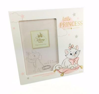 Disney Aristocats Marie Little Princess Baby Photo Frame Gift Boxed New DI289