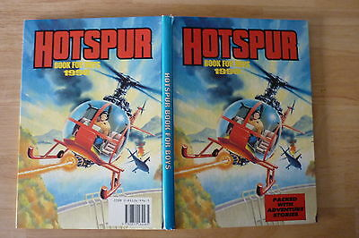 Hotspur Annual 1990 UNCLIPPED.Like Victor