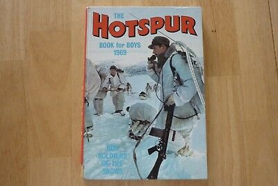 Hotspur Annual 1969. UNCLIPPED.Like Victor